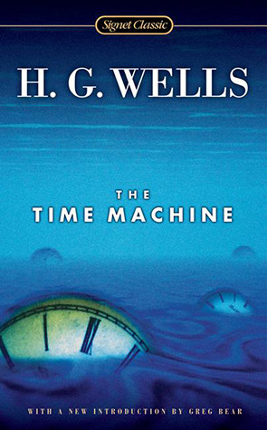 the vision of the future in the time machine by hg wells